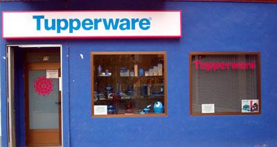 El maravilloso mundo de los <p>Tupperwares