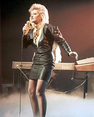 Bonnie Tyler en Zaragoza