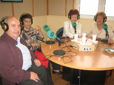 Debates en la radio