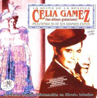 Celia Gámez en Zaragoza
