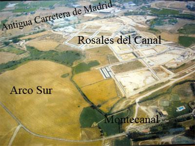 Rosales del Canal