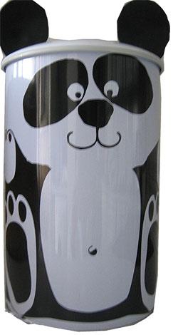 Lata de oso panda