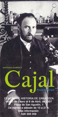 Exposición de Santiago <P>  Ramón y Cajal