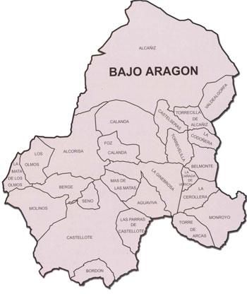 Canal Bajo Aragón