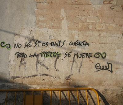 Frases en Alcañiz