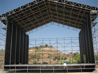 Festivales de verano de Aragón