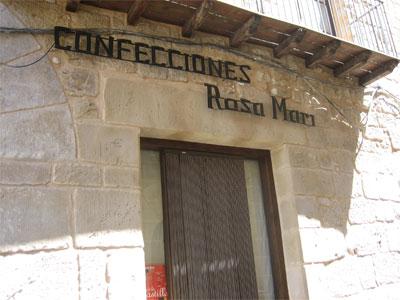 Confecciones Rosa Mari