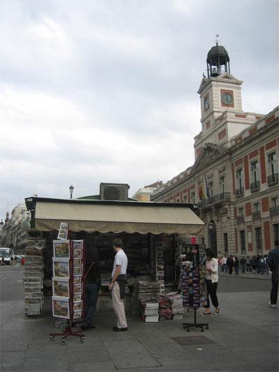 Heraldo de Aragón en Madrid