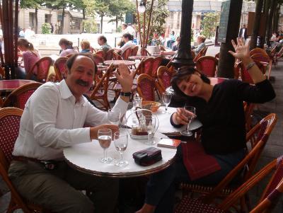 Americanos en París