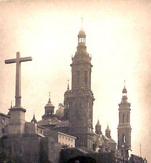 El Pilar en los años 50