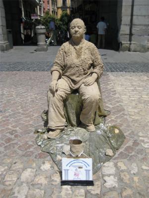 Estatua Viviente