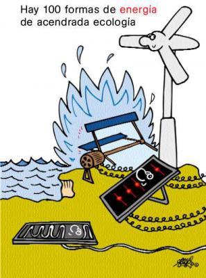 Humor de Forges a favor del medioambiente