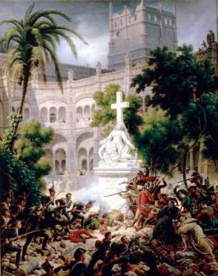 Reverte y los Sitios de Zaragoza