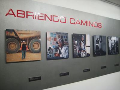 Exposición: Mujeres abriendo caminos en el Espacio para el Arte de Caja Madrid