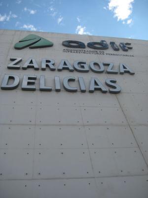 Estación Delicias