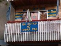 Balcón-protesta