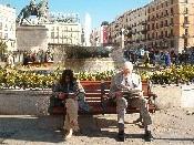 Foto en Madrid