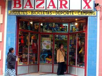 Bazares inolvidables