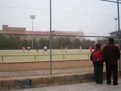 Fútbol en la city