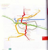 ¿El futuro metro?